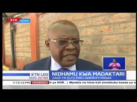 Zaidi ya madaktari 2,000 nchini Kenya huenda wakajipata bila idhini ya kufanya kazi