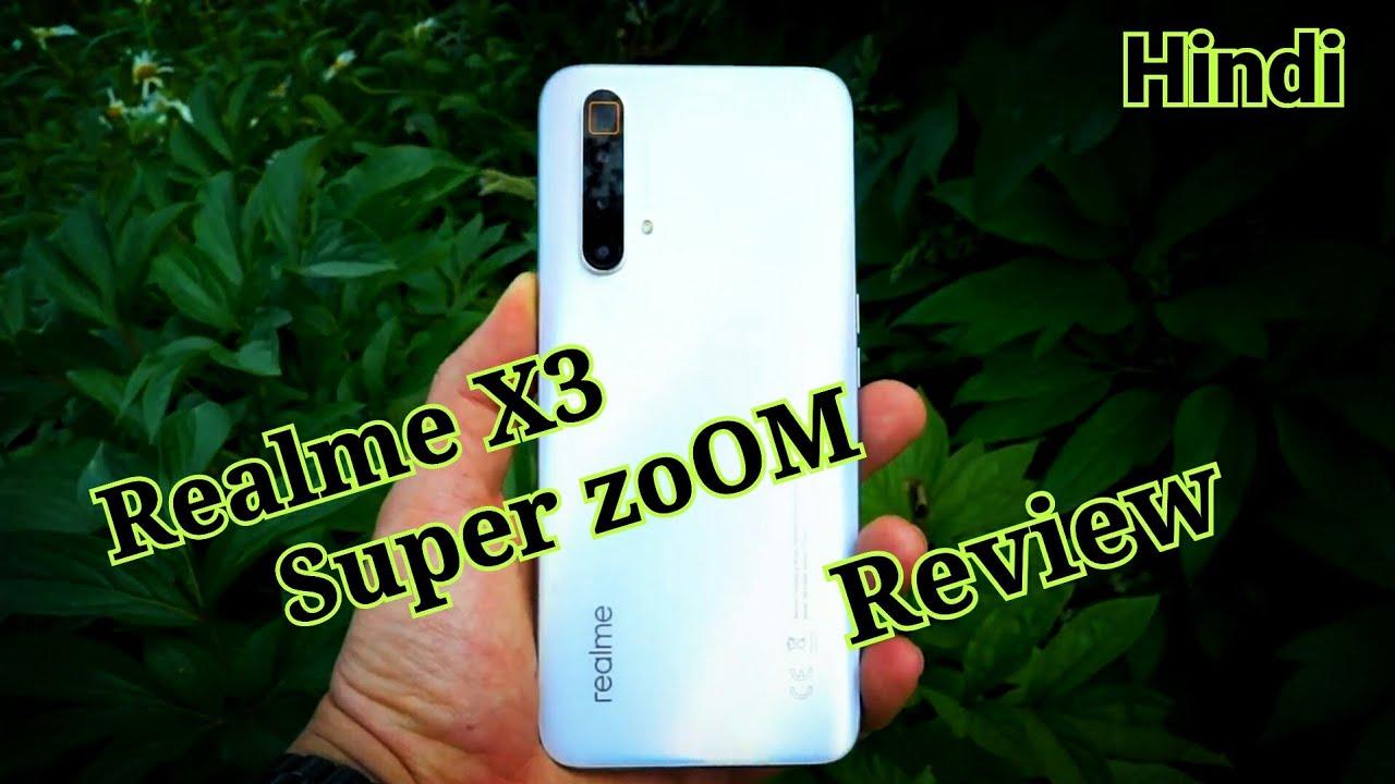 Realme X3 Super Zoom Review Camera 60x Hybrid Zoom 120hz