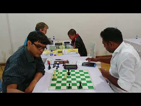 Rajnikanth of Indian Chess, Deepan converts Rook and Pawn ending