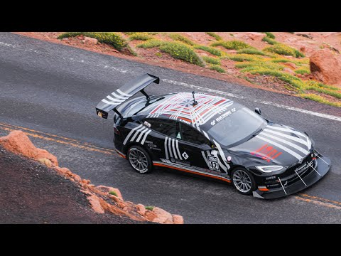 UP Tesla Model S Plaid Pikes Peak - Journey Leading Up to Race Day