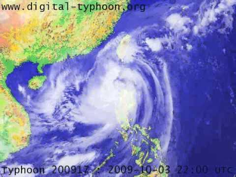 Super Typhoon Parma-Pepeng 2009