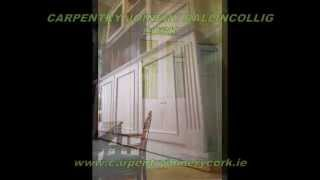 Fitted Wardrobes Furniture Cork | Jonathan Evans Carpentry Joinery | Tel: 086-2604787 | Vid-003