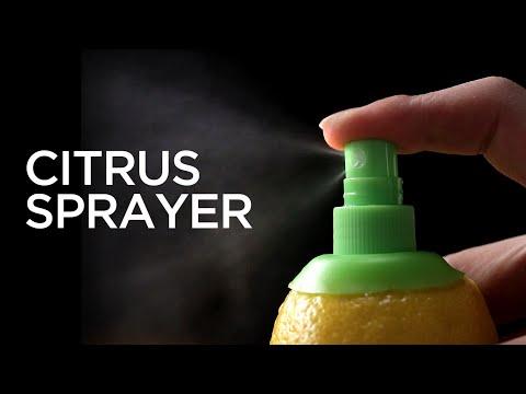 Download Youtube: Citrus Fruit Sprayer