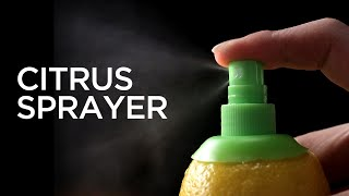 Citrus Fruit Sprayer
