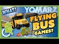 Flying Bus Games 🚌✈️ - Immobile - Yomarz