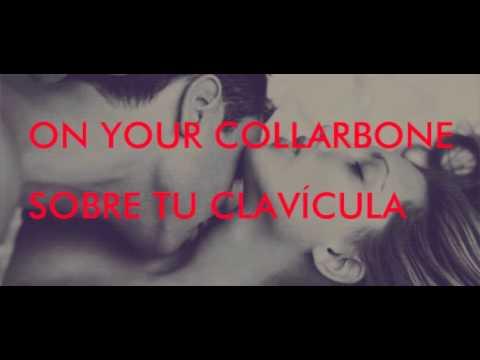 On your collarbone - Jordan Klassen (traducida al español)