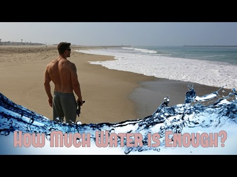 How To Stay Hydrated | Water Toxicity | How Much Water Is Enough? -Thomas DeLauer
