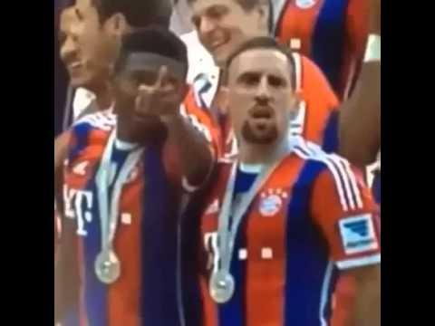Broma A Franck Ribery - Bayern Munich