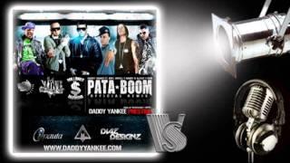 pata boom remix (daddy yankee ft alexis y fido con jowell y randy con jory)