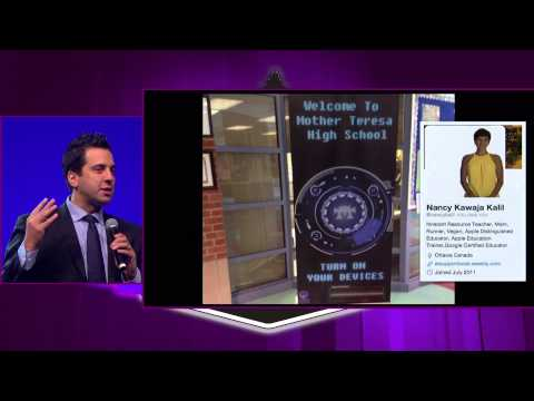 George Couros - Mini Keynote - iPadpalooza 2015