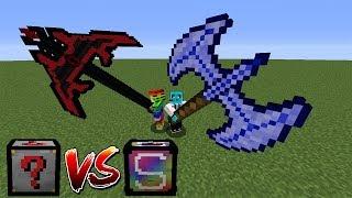 Minecraft Lucky Wars - 2 Farklı Şans Bloğu Bölüm 3