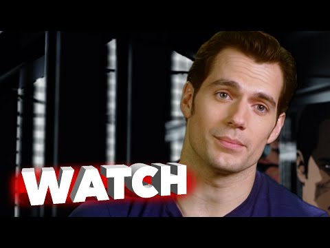 "Batman v Superman: Dawn of Justice: Henry Cavill ""Clark Kent"" Behind the Scenes Movie Interview"