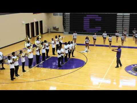 "Maplewood High School Marching Band ""Ebb Tide"" 2016"