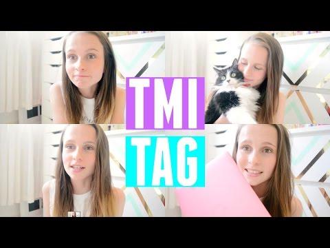 My Crush?  TMI TAG!