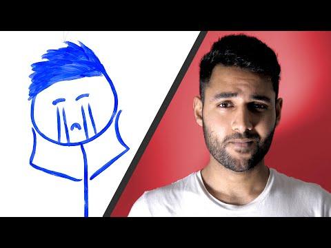 Mrwhosetheboss - Draw My Life - V2