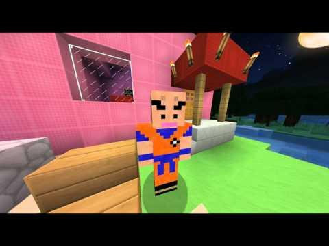 Top 5 Minecraft Skins - Dragonball z - HD + Downloadlinks