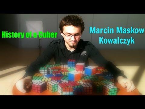 History of a Cuber- Marcin Maskow Kowalczyk