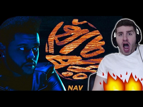 Nav - Some Way ft The Weeknd REACTION (JUSTIN BIEBER DISS?)