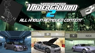 The NFS Underground 2 Beta (All Removed Content) Ft. HGCentral(, 2017-02-24T19:35:32.000Z)