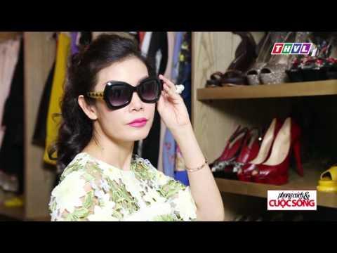 Phong cách & Cuộc sống - Phong cách thời trang ấn tượng của doanh nhân Valencia Trần