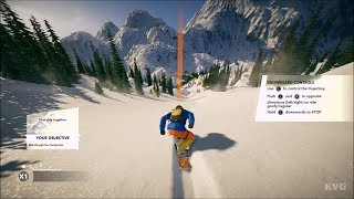 steep - Gameplay (PS4 HD) 1080p60FPS