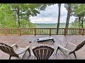 Blue Sky Cabin Rentals - Eagle View Lodge - Pet Friendly Cabin With Spacious Decks