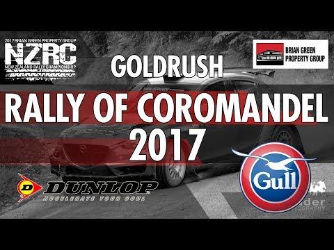 NZRC Round 4 | Mahindra Goldrush Rally of Coromandel 2017