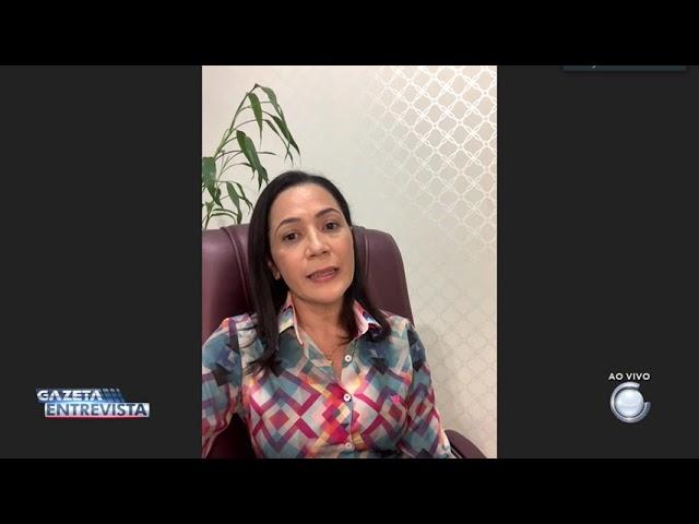 2° Bloco: Gazeta Entrevista com  Mailza Gomes