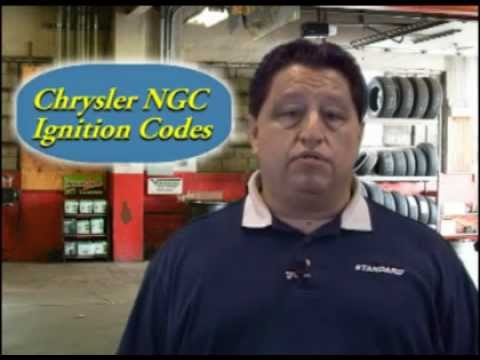 NGC Ignition System Code