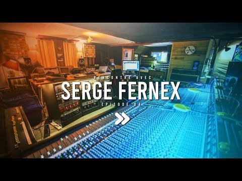 Serge Fernex au Ella Recording studio