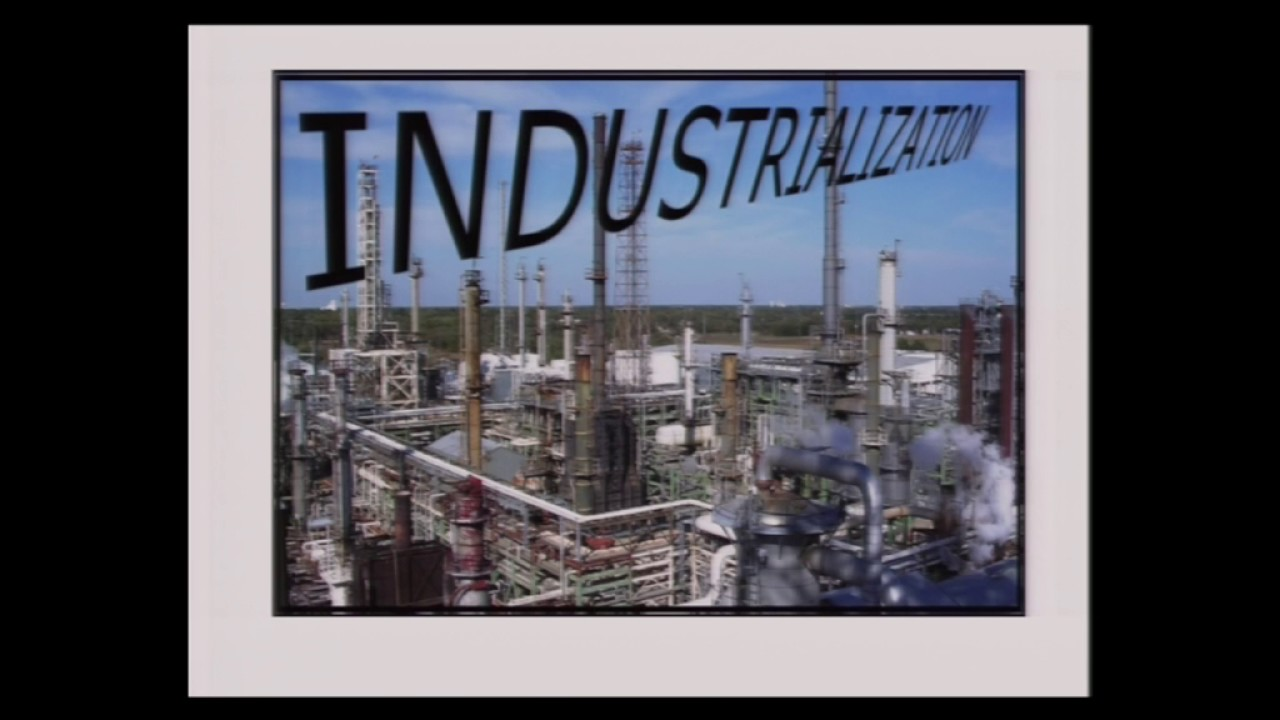 impact of industrilaization on invironment The environment affects our health in a variety of ways  intensification of  agriculture, industrialization and increasing energy use are the most.