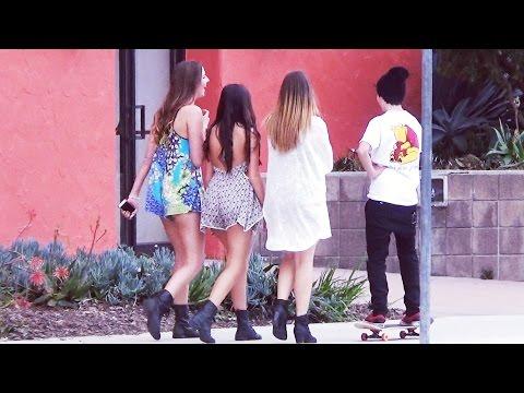 STEVEN FERNANDEZ PICKING UP GIRLS