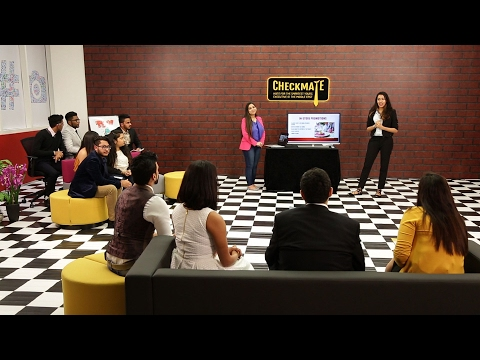 Checkmate - Hunt for the Smartest Young Executive in the Middle East - Episode  1