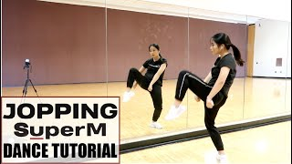 Gambar cover SuperM 슈퍼엠 'Jopping' Lisa Rhee Dance Tutorial