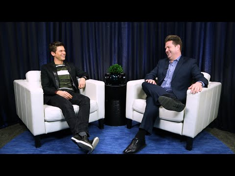 Show People with Paul Wontorek Interview: David Burtka on Br
