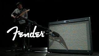 Fender Hot Rod Deluxe IV 1x12 40W Valve Combo | Demonstration