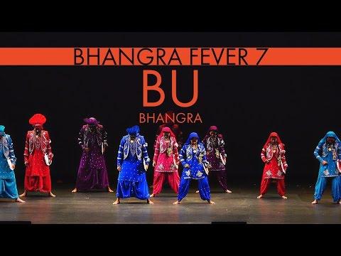 BU Bhangra @ Bhangra Fever 7 (2017)