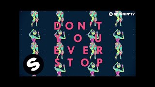 Ummet Ozcan - Don't Stop ( Lyric)
