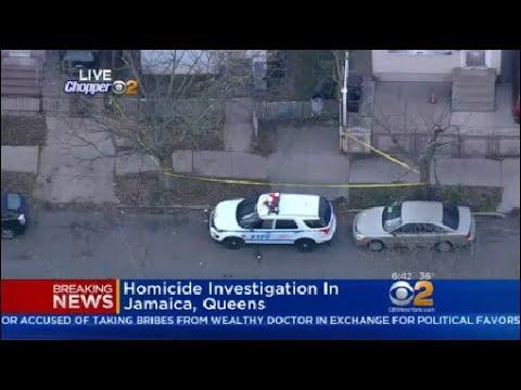 Homicide Investigation In Jamaica, Queens
