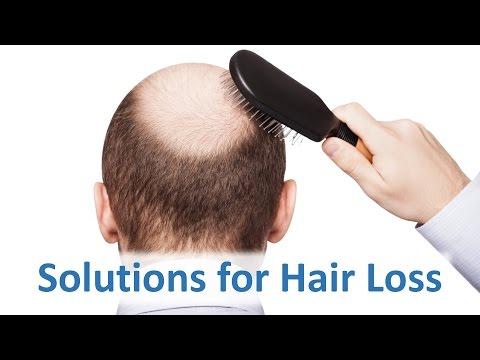 Solutions for Hair Loss