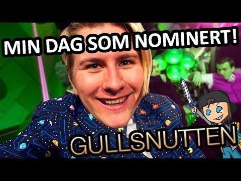 MIN DAG SOM NOMINERT! - Gullsnutten 2018