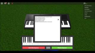 Roblox Piano - Truce (Twenty One Pilots)