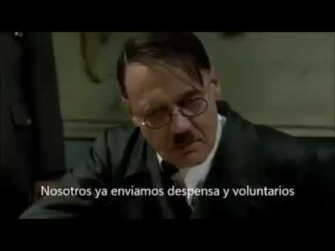 Fhurer enojado con el gobierno de México: