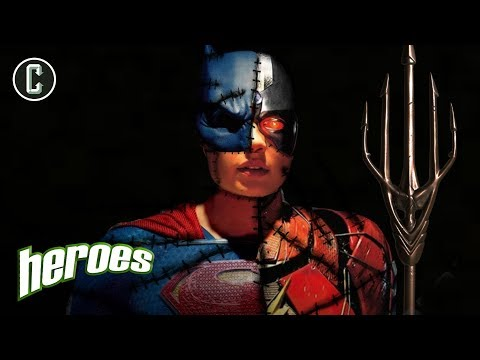 After Justice League What's Next For the DC Cinematic Universe? - Heroes