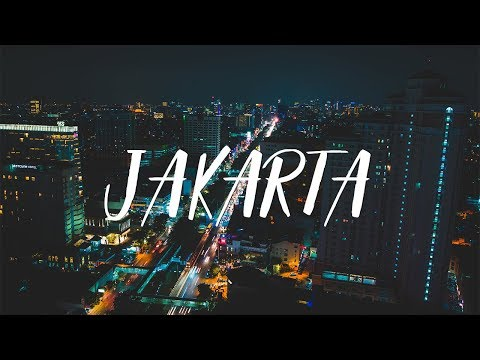 VLOG #1 - Jakarta ne dort jamais [INDONESIA]