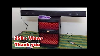 F&D T-200x Audio system review from India