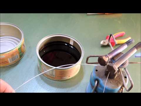 Pavonado de tornillos con aceite || Heat Oil Bluing
