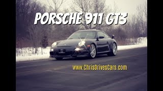 Porsche 911 GT3- Video Test Drive and Review