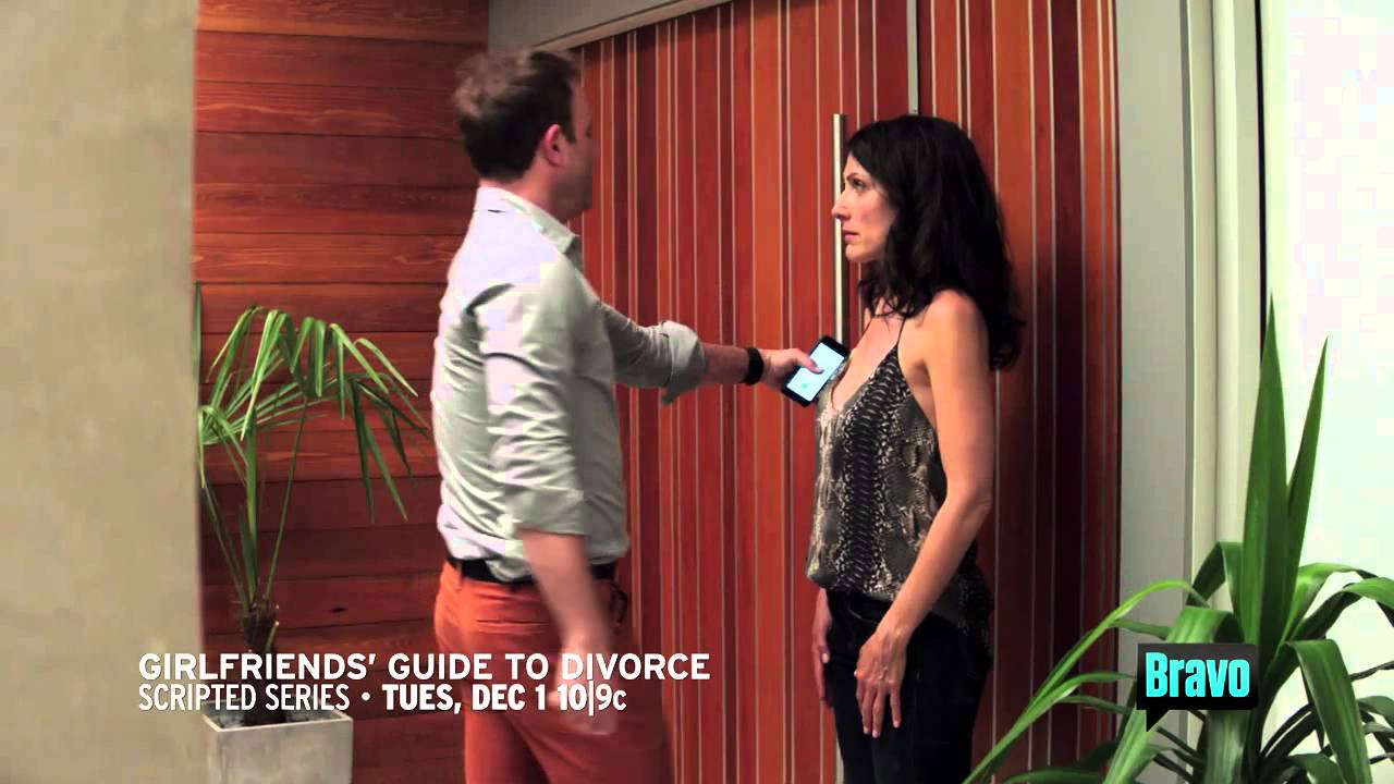 """Download Girlfriends' Guide To Divorce - Season 2 promo 2: Buckle up """"Jake & Abby"""""""