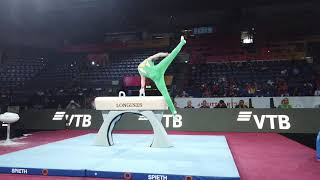 Gymnastic Worlds 2019: Team AUS Podium Training